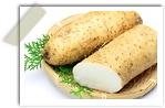食材の効能山芋